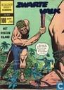 Strips - Zwarte Valk - Het reuzen eiland