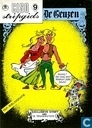 Comic Books - Adamson [Jacobsson] - Ciso Stripgids 9