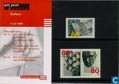 Timbres-poste - Pays-Bas [NLD] - Culture