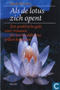 Als de lotus zich opent