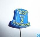 30 jaar lijst 2 A. Roseboom