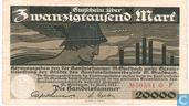 Mönchengladbach 20,000 Mark