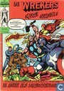 Comic Books - Avengers, The [Marvel] - De Aarde als landingsplaats!