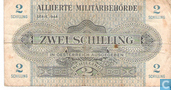 Autriche 2 Schilling 1944