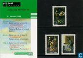 Postage Stamps - Netherlands [NLD] - Johannes Vermeer