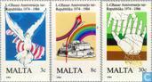 1984 République de 10 ans (MAL 166)