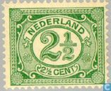 Postage Stamps - Netherlands [NLD] - Digit - Type 'Vürtheim'