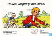 Comic Books - Dirk en Annemie - Roken vergiftigt het leven !