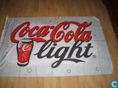 Vlag Coca-Cola Light