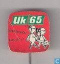UK 65 oversteken kijk uit