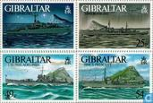 1996 Oorlogsschepen W.O. II (GIB 192)