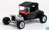 Model cars - Johnny Lightning - Ford Roadster 'Coca-Cola'