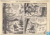 Strips - Rode Ridder, De [Vandersteen] - De weerwolf