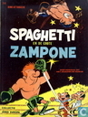 Bandes dessinées - Spaghetti [Attanasio] - Spaghetti en de grote Zampone