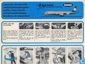 SABENA - 707 (01) Jet Intercontinental