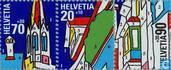 Postzegeltentoonstelling NABA 2000