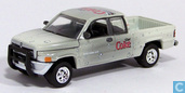Modelauto's  - Johnny Lightning - Dodge Ram 1500 'Coca-Cola'