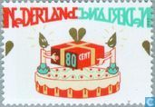 Timbres-poste - Pays-Bas [NLD] - Anniversaire