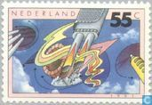 Postage Stamps - Netherlands [NLD] - Environment