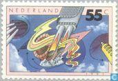 Briefmarken - Niederlande [NLD] - Umwelt