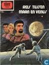 Strips - Levensschetsen - Reis Tussen Maan en Venus
