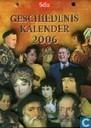 Geschiedeniskalender 2006