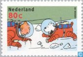 Timbres-poste - Pays-Bas [NLD] - Tintin-Timbres