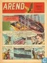 Comics - Arend (Illustrierte) - Jaargang 11 nummer 24