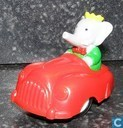 Babar in auto
