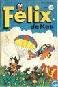 Comic Books - Felix the cat - Nummer  22