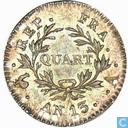 France 1 quart 1804 (Year 13 - A)