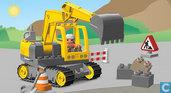 Lego 4986 Digger
