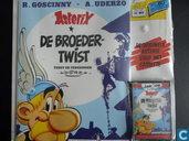 Asterix - De broedertwist met cassetteband