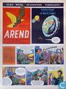 Comic Books - Arend (tijdschrift) - Jaargang 6 nummer 33