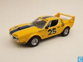 Alfa Romeo Montreal Geel Nr: 25