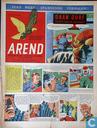 Bandes dessinées - Arend (magazine) - Jaargang 5 nummer 9