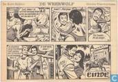 Bandes dessinées - Chevalier Rouge, Le [Vandersteen] - De weerwolf
