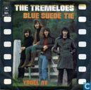 Blue Suede Tie