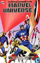 Official Handbook of the Marvel Universe #1-15