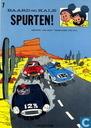 Comic Books - Tif and Tondu - Spurten!