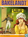 Comic Books - Bakelandt - De ring van Napoleon