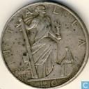 Italie 10 lires 1936