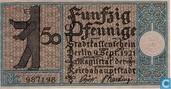 Berlin 50 Pfennige 1921 (2)
