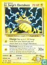 Lt. Surge's Electabuzz