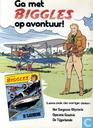 Comic Books - Biggles - Ruimtestation Ariës