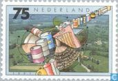 Timbres-poste - Pays-Bas [NLD] - Environnement