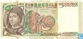 Italy 5000 Lire
