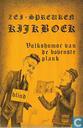 Zeg-spreuken kijkboek - Volkshumor van de bovenste plank