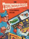 Thunderbirds coloring book