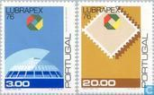 1976 Stamp Exhibition 'Lubrapex '76 (POR 265)